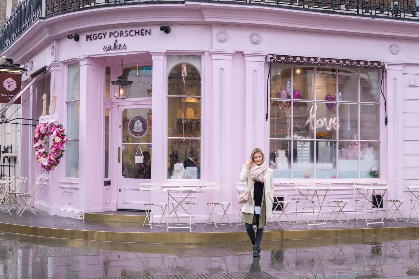 Peggy Porschen, Cupcakes & Outfit | London Love #3