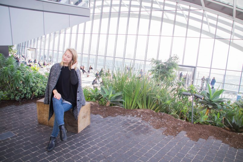 Sky Garden, Views and Outfit | London Love #4
