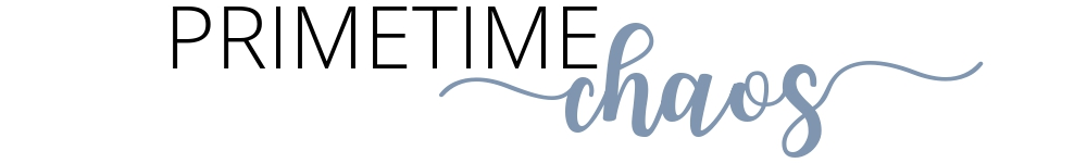 primetime chaos logo