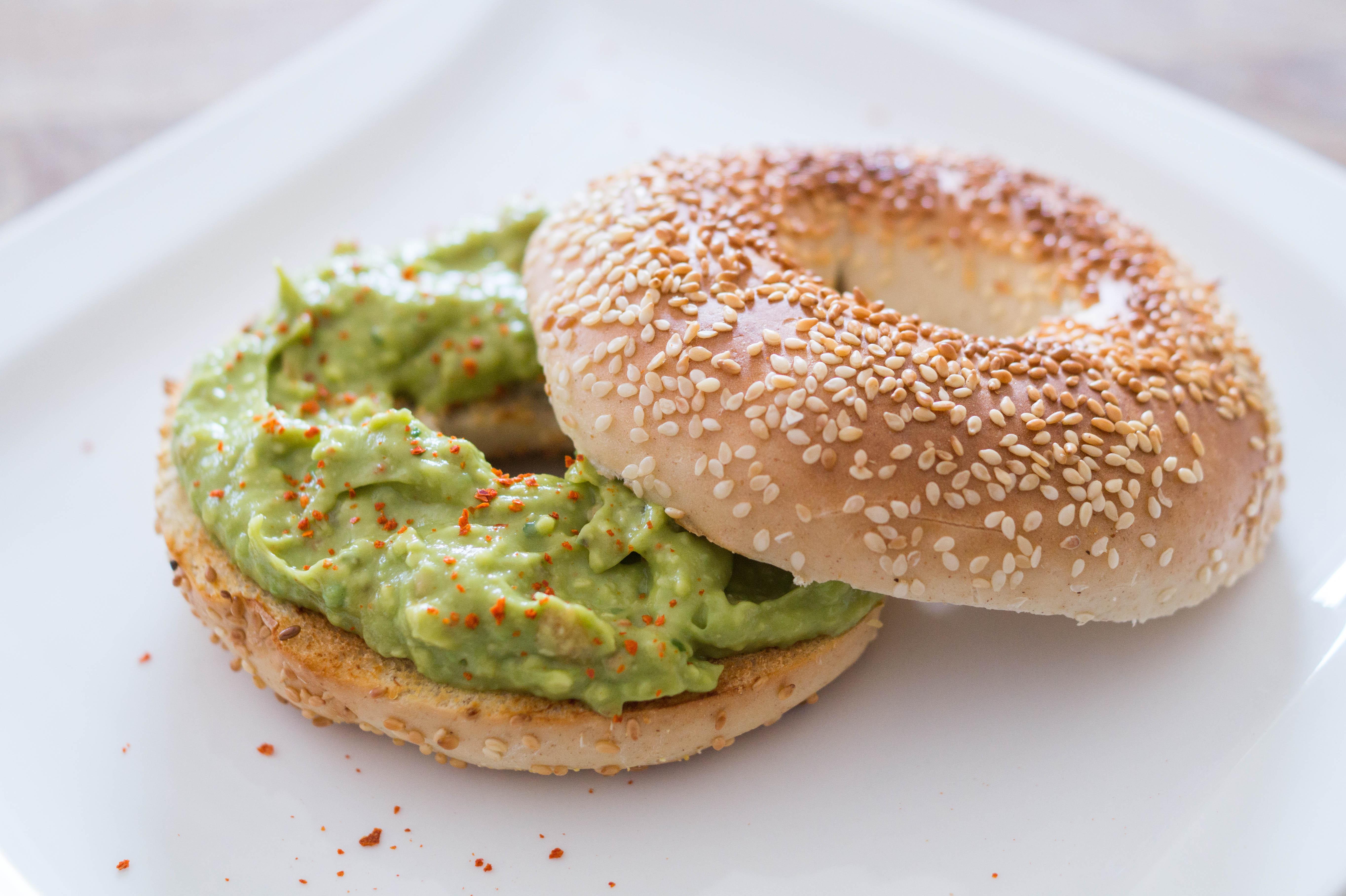 guacamole spread avocado vegan food cooking