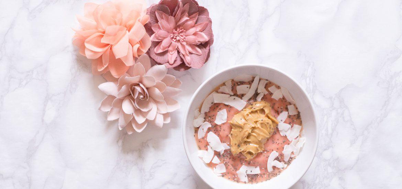 primetime chaos smoothie bowl vegan breakfast brunch recipe