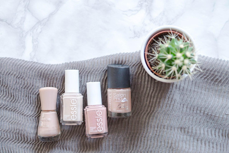 Looking Polished | Best Nude Nail Polish Shades