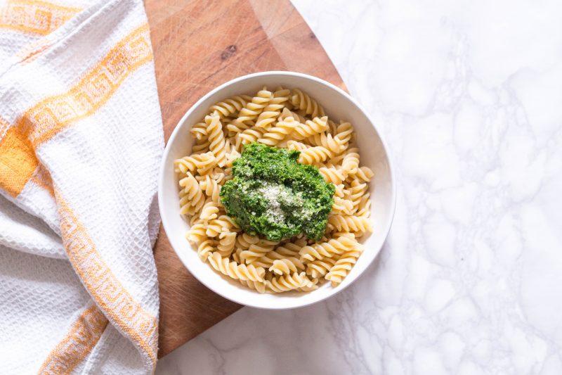 Wild Garlic Pesto Recipe | Rezept für Bärlauch Pesto