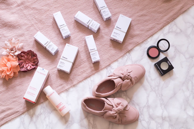 Glamour Shopping Week Haul | The Ordinary, Asos, MAC