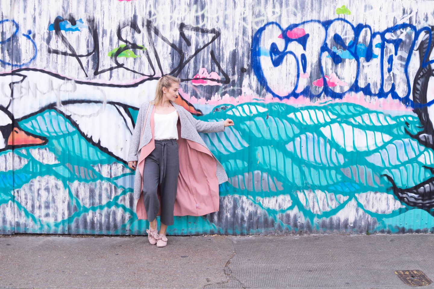 Culottes, Graffities & Three Things to Do in Shoreditch | London Love #6