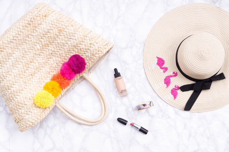 The Cutest Straw Hats & Bags for Every Budget