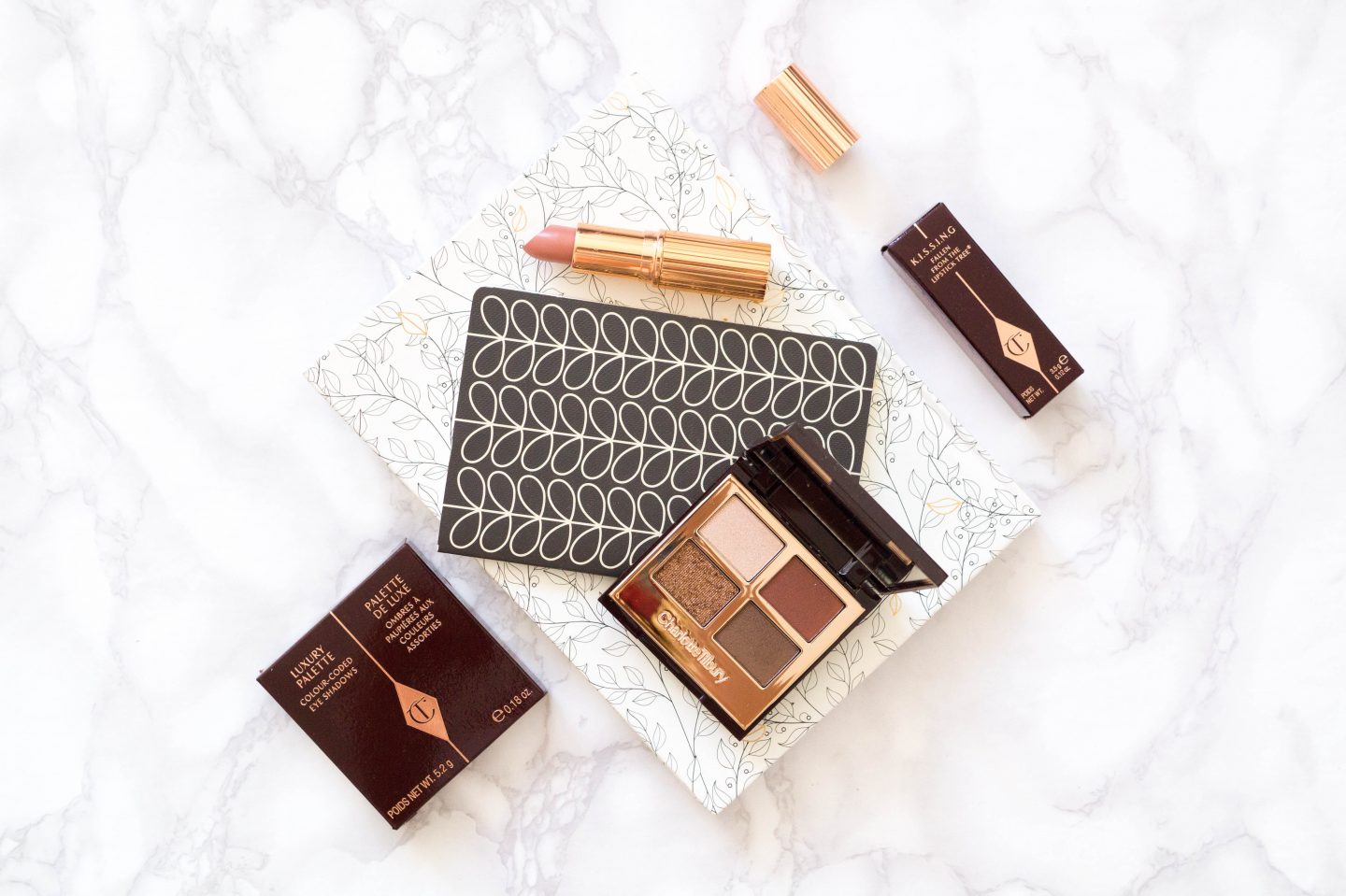 The Two Charlotte Tilbury Products You Need (Plus Swatches)