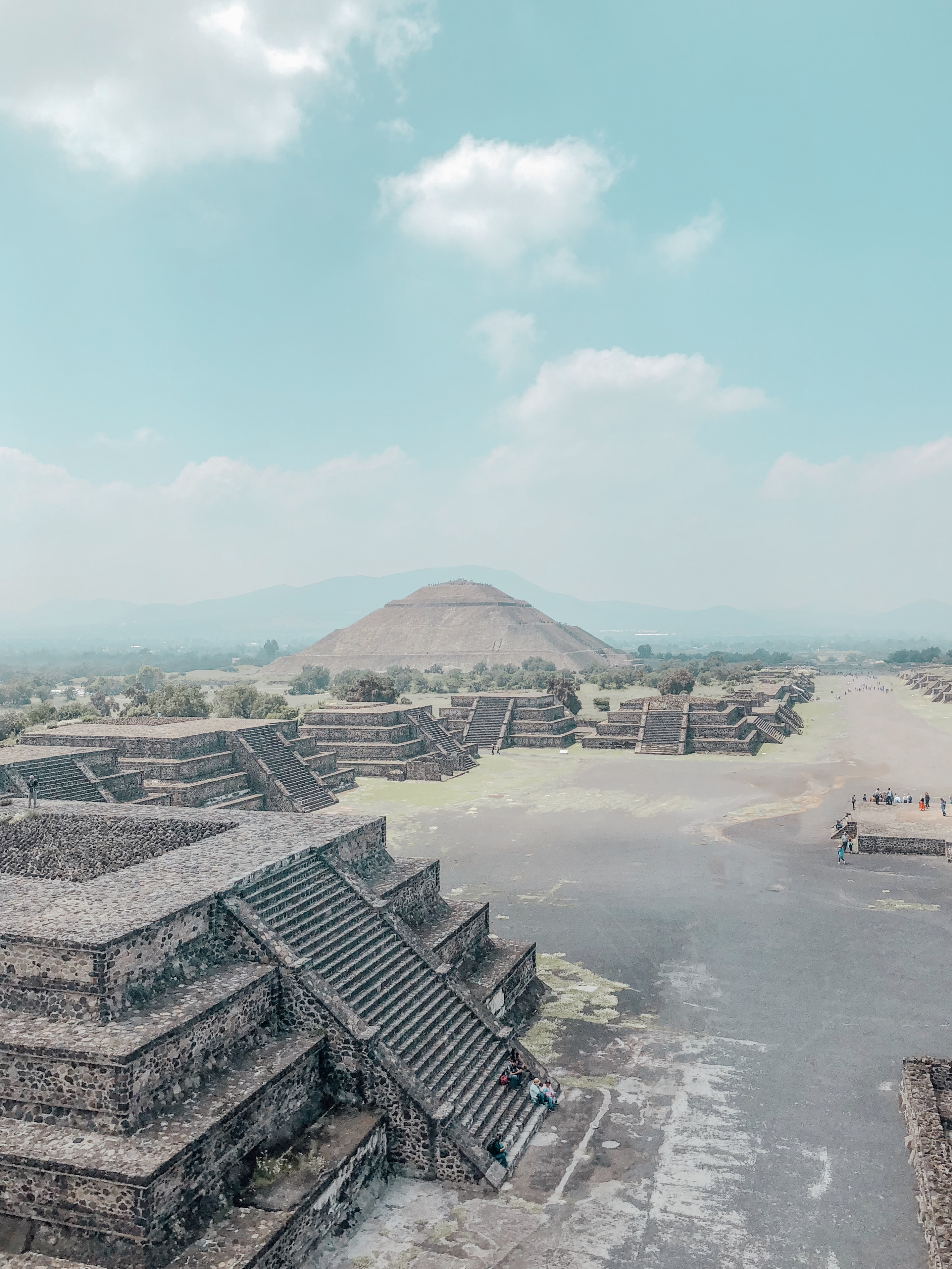 Teotihuacan Pyramids Mexico Travel Tips Outfit Primetime Chaos