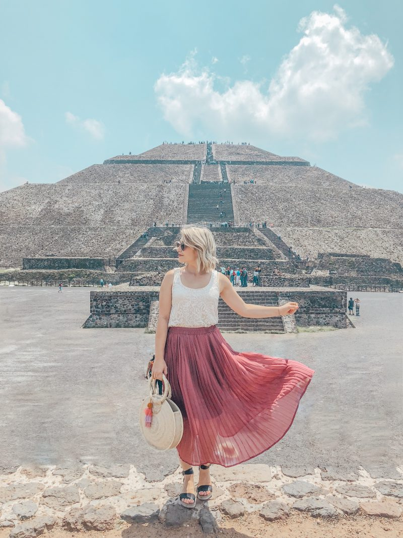 Travel Guide: Pyramids of Teotihuacán, Mexico