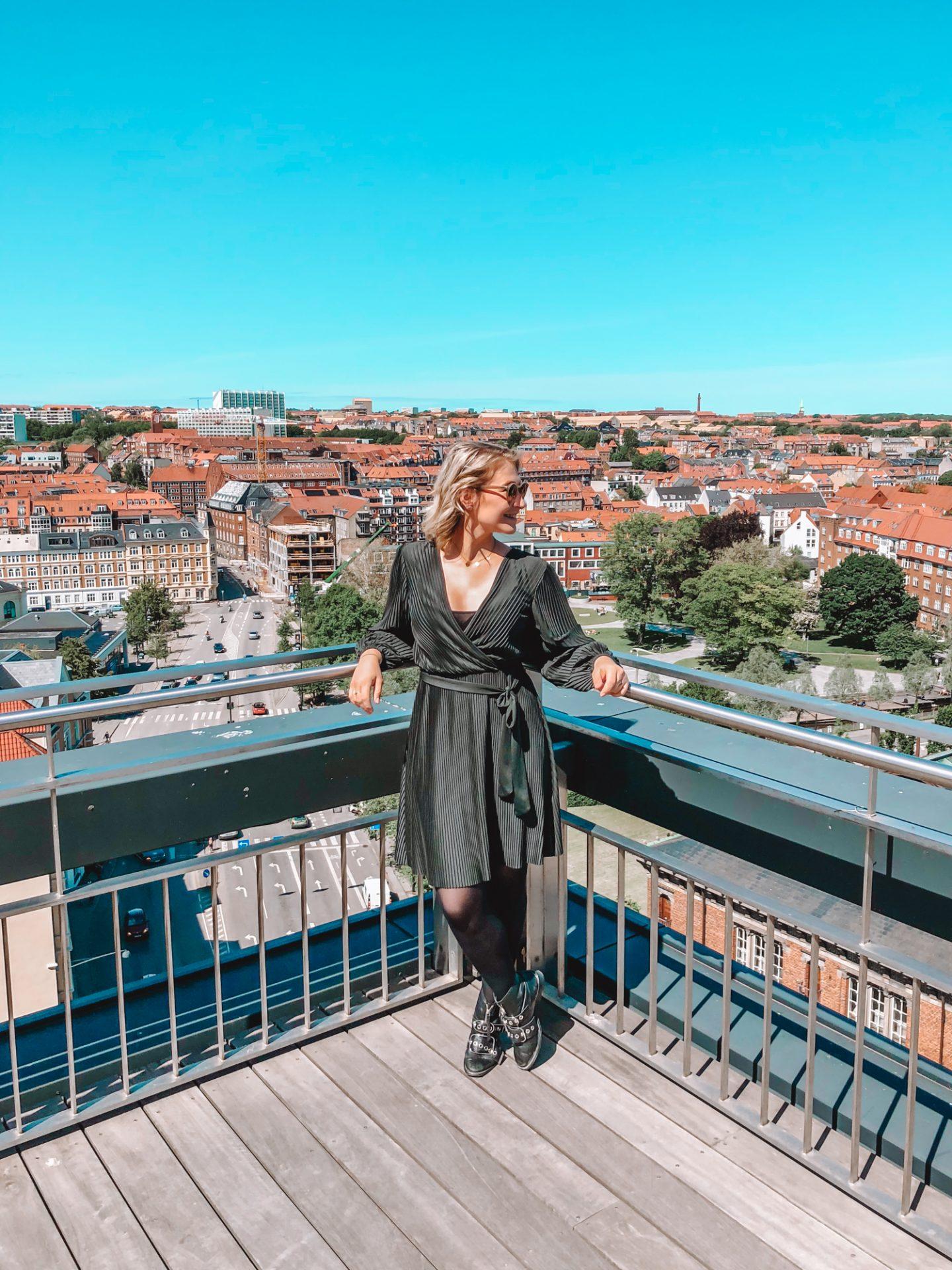 Aarhus Denmark Travel Guide Aros Art Museum View Primetime Chaos