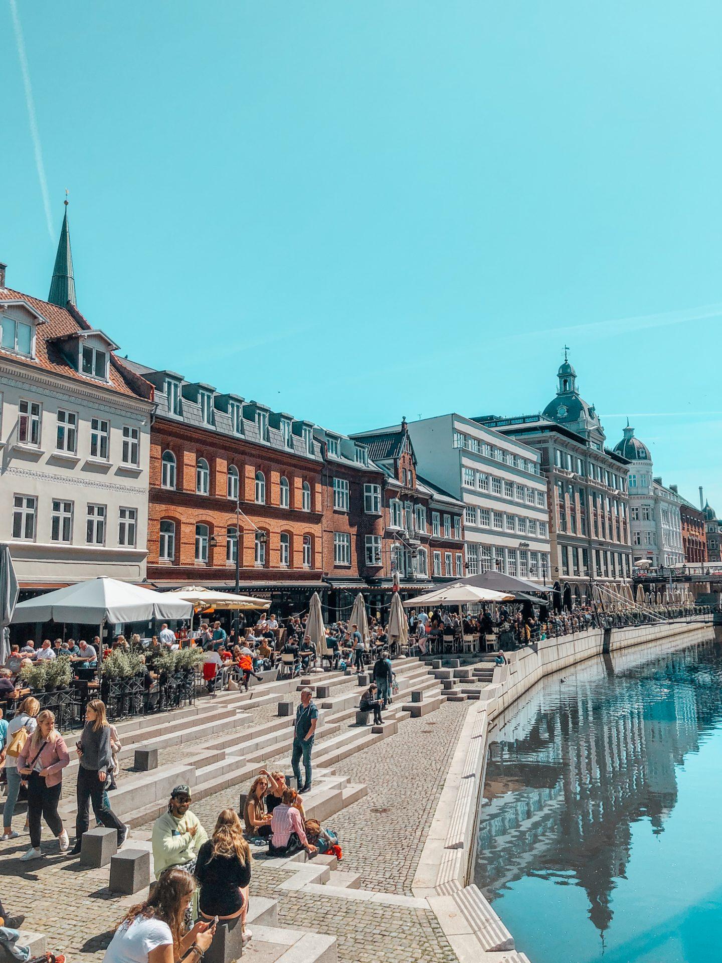Aarhus Denmark Travel Guide Primetime Chaos Latin Quarter Aarhus