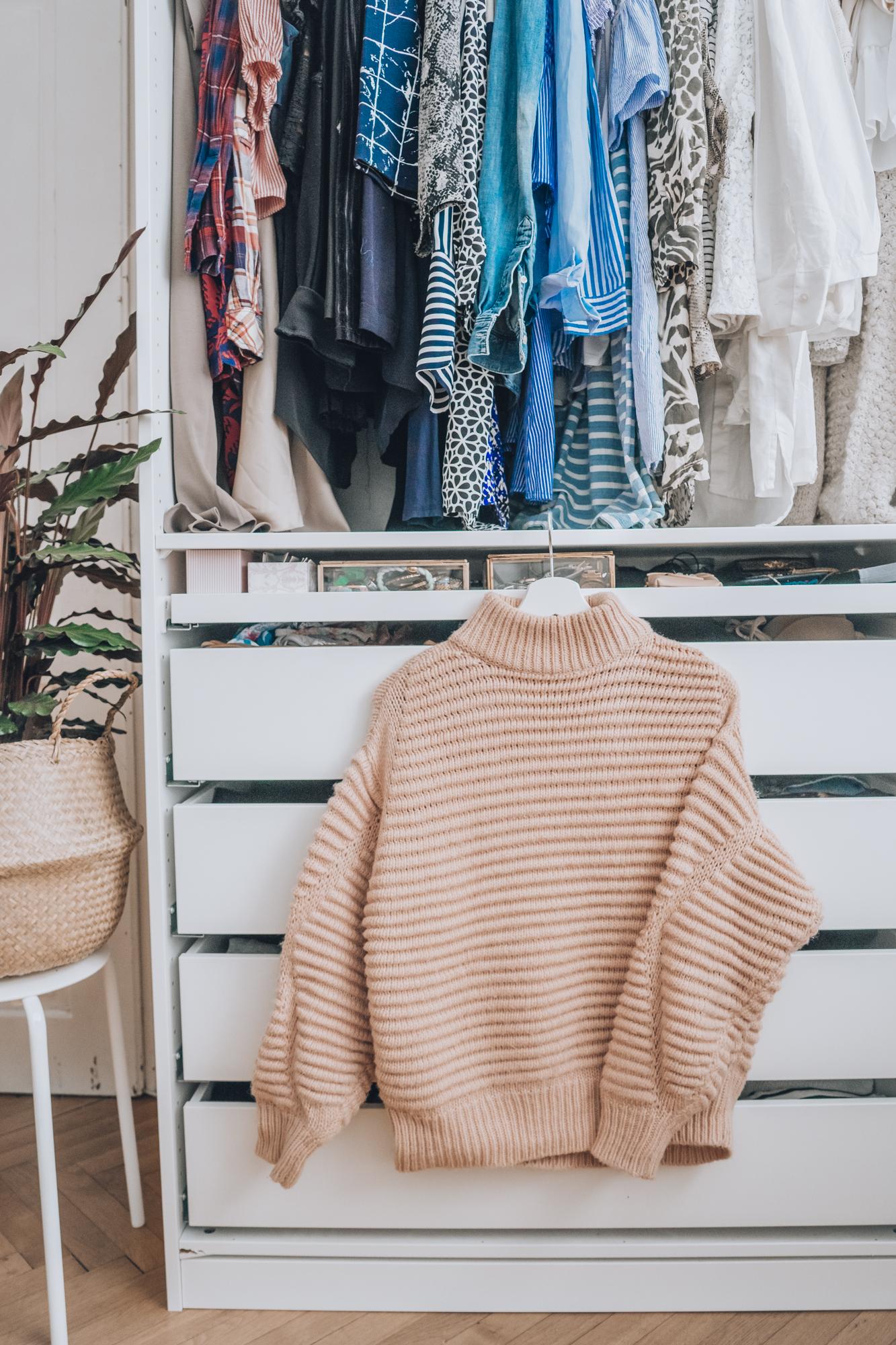 Closet Organization Tips Decluttering Organizing Kleiderschrank Primetime Chaos